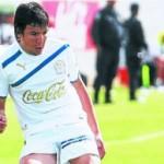 Uruguayo Rosano descartado en Olimpia