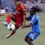 ((Video)) Regresó Hendry Thomas y debutó Ramón Nuñez en la MLS