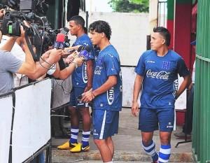 Gerson Rodas transmite optimismo a sus compañeros