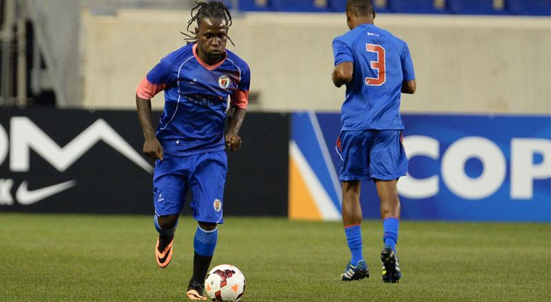 Haiti Copa Oro 2013