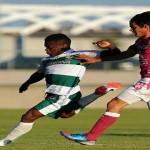Júnior Lacayo en 35 minutos anota un doblete en su debut con Santos