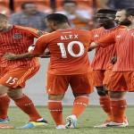 Houston Dynamo toma el mando del Grupo I