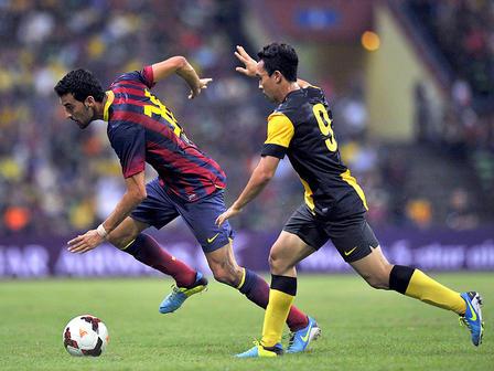 Barcelona Sergio Busquets