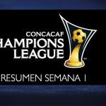 Los favoritos iniciaron con píe derecho en Liga Campeones Concacaf