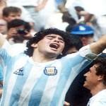 Sale a la luz un video inédito de 1980 del mejor gol de Maradona