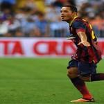 Barcelona, sin Messi, sufre para ganar en Málaga