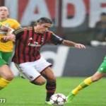 Autogol de Emilio Izaguirre en derrota del Celtic contra Milán