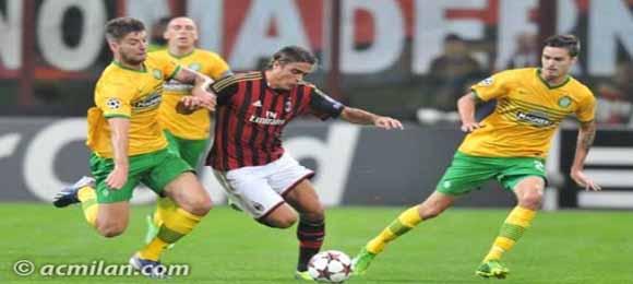 AC Milan Celtic