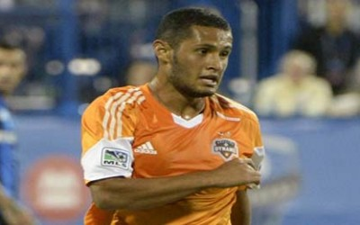 Alex Lòpez jugador del Houston Dynamo