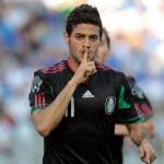 México oficializó plantel para Copa Oro 2015