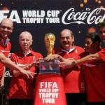 Aficionados hondureños podrán apreciar trofeo Copa Mundo el 30 Septiembre