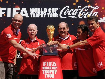 Trofeo Copa Mundo 2014
