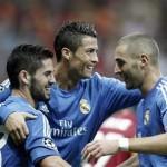 Bayern Munich y Real Madrid golean en inicio Liga de Campeones