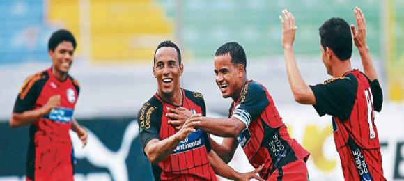 Fecha 8 Real Espana Deportes Savio