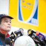"""Pinto: """"A Honduras llevaremos los mejores"""""""