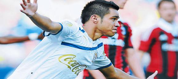 Jose Escalante Olimpia