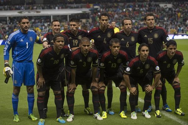 Seleccion mexicana 2013
