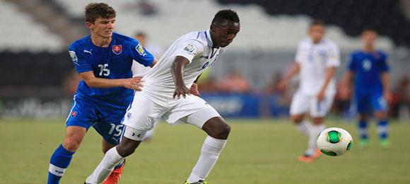 Accion Honduras Eslovaquia Mundial Sub17