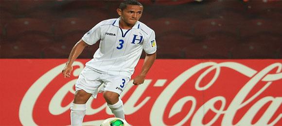 Alvaro Romero Honduras U17 EAU 2013