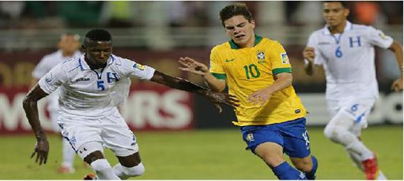 Brasil Honduras Mundial U17