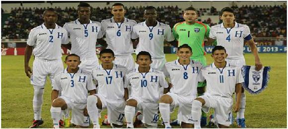 Brasil HondurasXI
