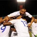 Honduras sube como la espuma en ranking de la FIFA