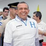 Presidente de Honduras orgulloso de la U:17