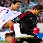 Costa Rica podría alinear suplentes contra México