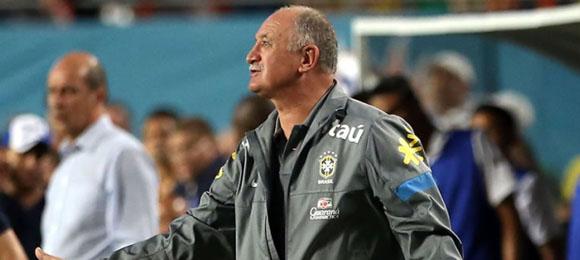 Brasil Luis F Scolari