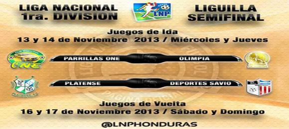 Cruces Liguilla 2013