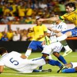 Fogueo contra Brasil le salió caro a Honduras