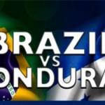 Honduras Brasil un pulso antes del Mundial