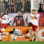MLS: Red Bulls aplastan 4-0 a Dynamo