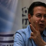 Callejas desmiente negociaciones con Pinto