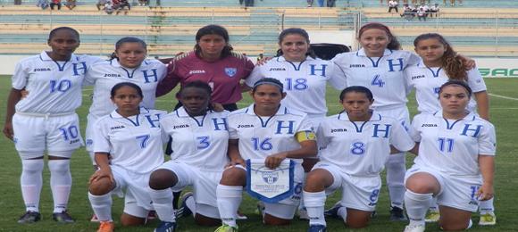 Sub20 Femenina Campeona 2013