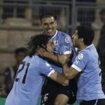Uruguay pone pie y medio en el Mundial