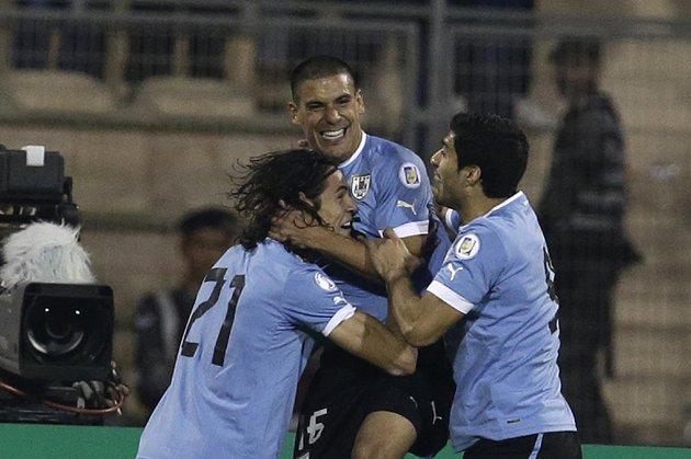 Uruguay Jordania