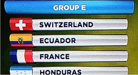 Grupo E