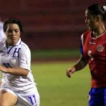 Honduras cae ante Costa Rica en Sub 20 femenino