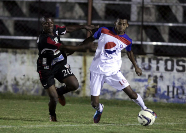 Ascenso Olimpia Occidental Atl Choloma