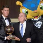 FIFA habría arreglado votaciones a favor de Cristiano Ronaldo