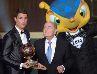 Blatter Balon Oro