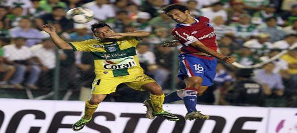 Copa Lib 2014 Oriente Petrolero Nacional Uru