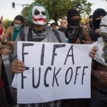 No paran las protestas en contra del Mundial de Brasil