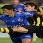 Uruguayo Rodrigo Mora hace historia en Copa Libertadores