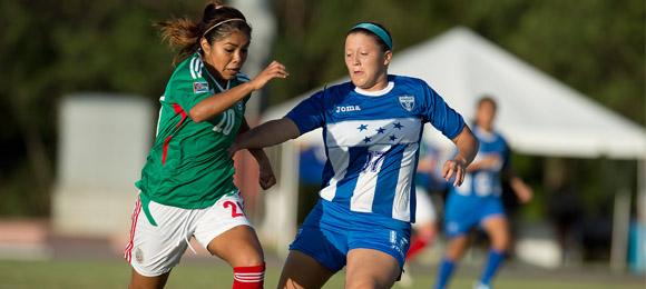 U20 Mex v Honduras