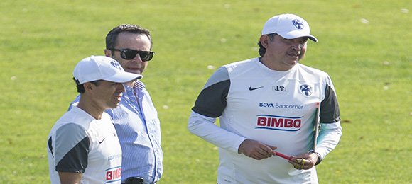 Carlos Barra Pepe Treviño