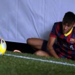 El Barça en líos por fichaje de Neymar