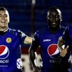 Uruguayo Varela devuelve al triunfo a Motagua