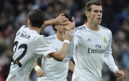 Real Madrid 22 Feb 2014